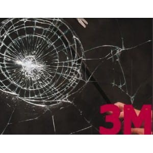 3M Folia  Safety S40 Exterior 1524mm x 30,5m